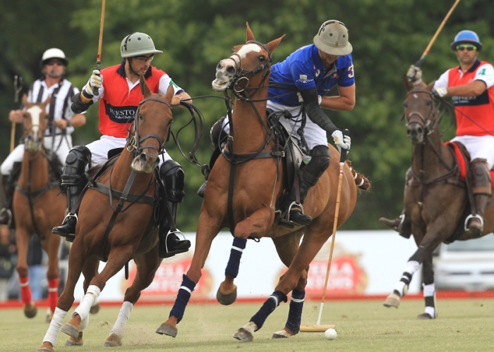 Thursday Kicks off the 2014 USPA Piaget World Snow Polo Championship.