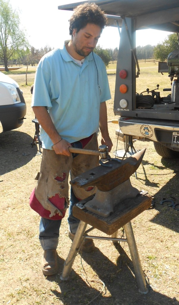 FACE TO FACE: A FARRIER TELLS US THE SECRETS OF THE TRADE