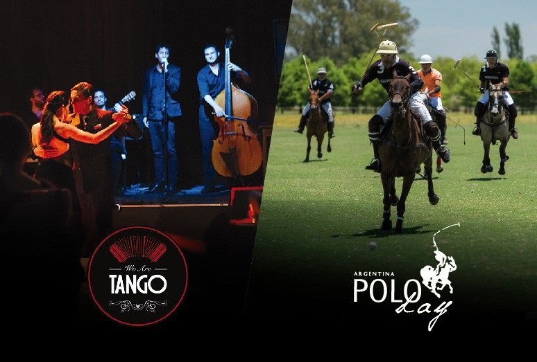 FALLING IN LOVE WITH ARGENTINA'S PASSIONS  | POLO AND TANGO
