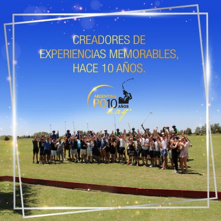Argentina Polo Day creo una nueva manera de disfrutar el polo