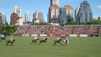 Secrets of the Polo field