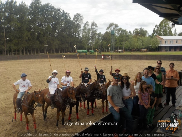 Wonderful Day With Polo At Argentina Polo Day!
