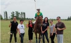 Argentina Polo Day recibio una delegación de agencias asiáticas.
