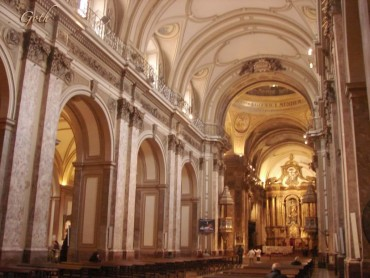 Catedral of Buenos Aires city