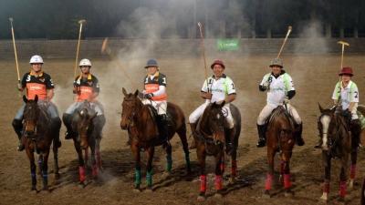 Argentina Polo Night, el encanto nocturno   Prensa Polo