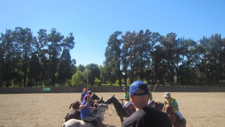 Make The Most Of Every Minute, Play Polo!