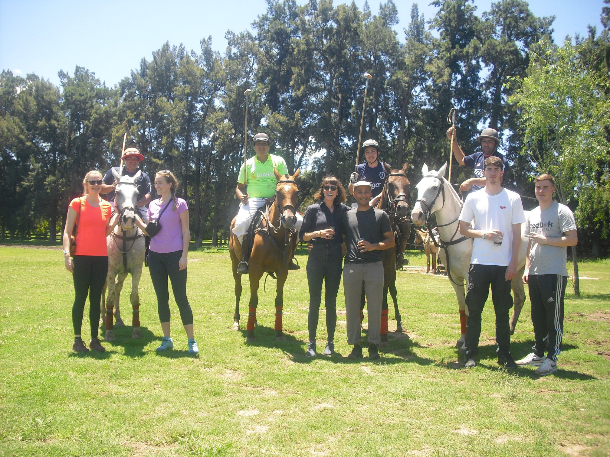 Feel Polo From The Begining To The End!   Argentina Polo Day