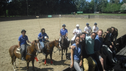 Watch The Pros, Play Like A Pro! | Argentina Polo Day