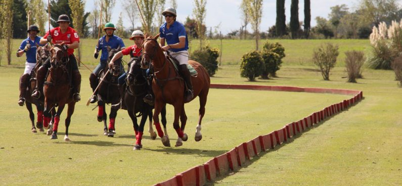 The key to become a great polo player