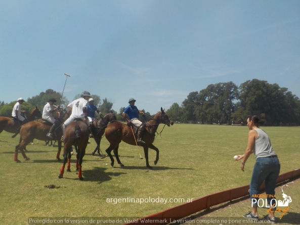 Creating Memories: Argentina Polo Day!