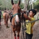 ¿Cómo preparar al caballo para un partido de polo?