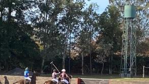 Faltas y penalidades en el arena polo