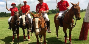 Royalty Friends: Sir Herny & Lady Antonia Riley | Prensa Polo
