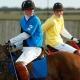 La realeza inglesa y el polo