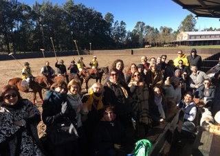 Visita de Guías de Turismo a Argentina Polo Day