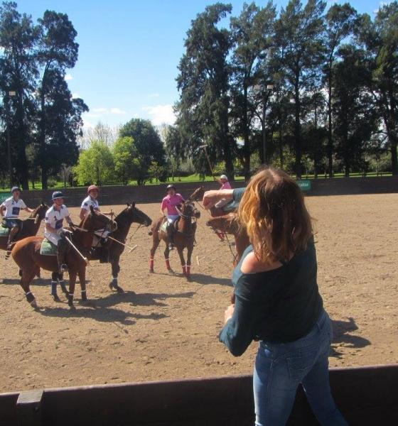 Good Life, Good Polo in Argentina Polo Day