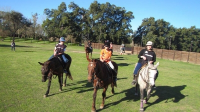 Everyone is a Polo Player Here! Every day of the year