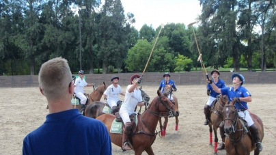 The Perfect Day Is In Argentina Polo Day!