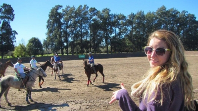 Be a polo player for a day. Try Polo, Keep Stories To Tell!